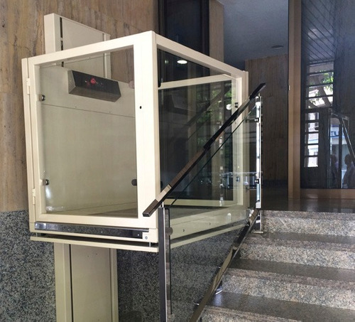 ascensor para discapacitado
