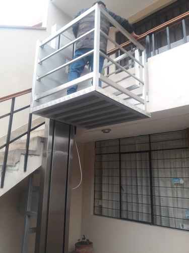 ascensor para discapacitados