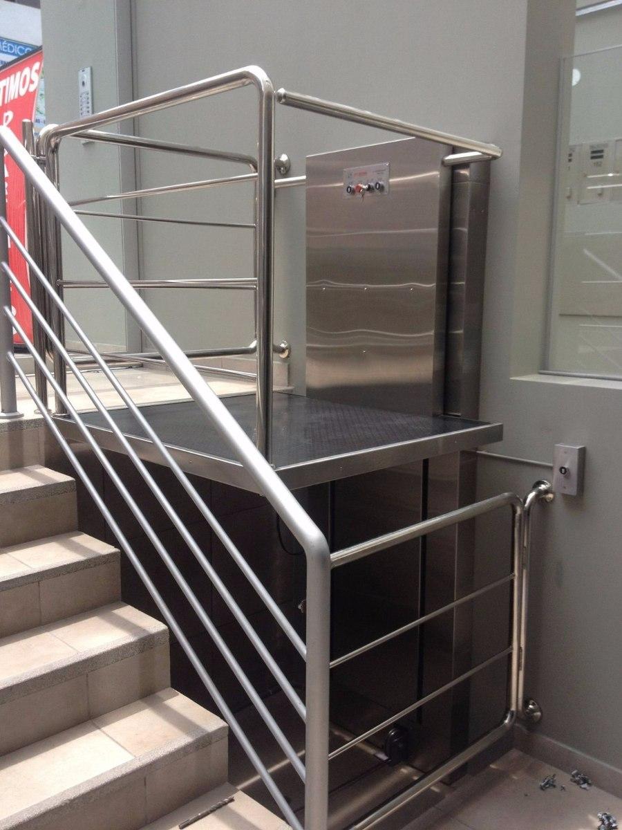 Ascensor para discapacitados u s en mercado libre for Sillas ascensores para escaleras precios