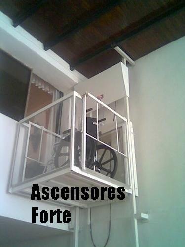 ascensor para discapacitados, residencial, especiales