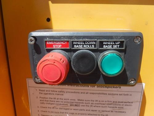 ascensor tipo personal plataforma elevadora eléctrica f13502