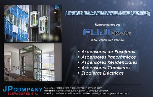 ascensores fuji  tecnologia japonesa!!!