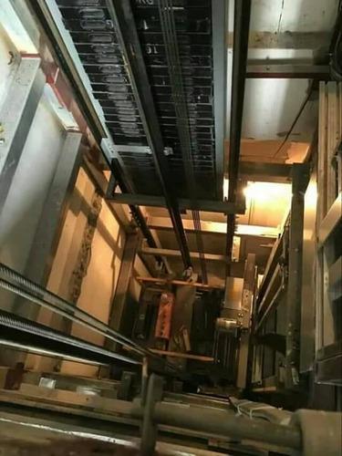 ascensores montacargas plataformas mantenimiento repuesto