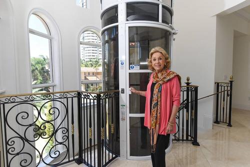 ascensores neumáticos, únicos en perú