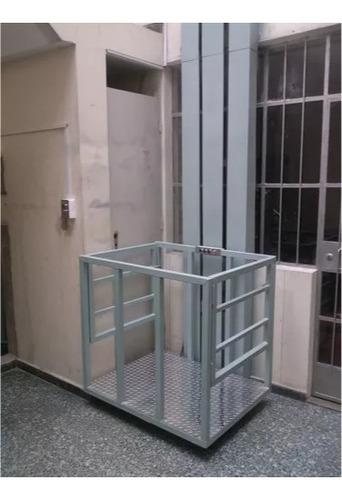 ascensores residenciales y montacargas