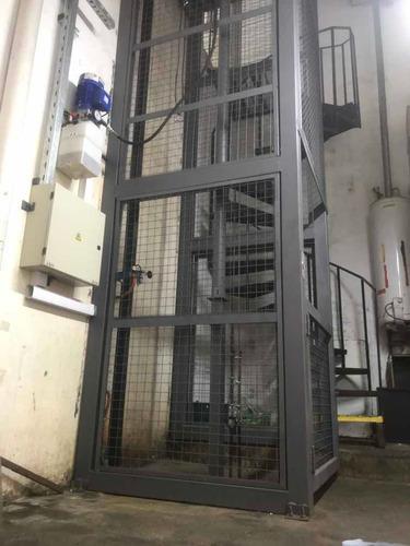 ascensores y monta cargas residenciales