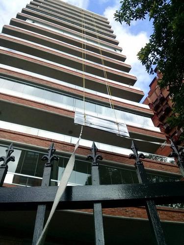 ascensos y descensos muebles con sogas x balcon 20 pisos