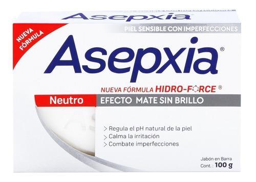 asepxia jabón forte 100gr