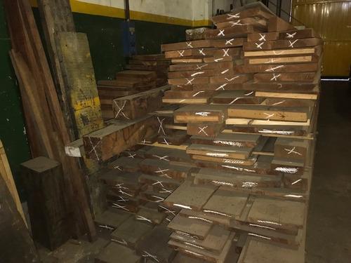 aserradero , maderas al detalle canteadas y en rollo 80 $