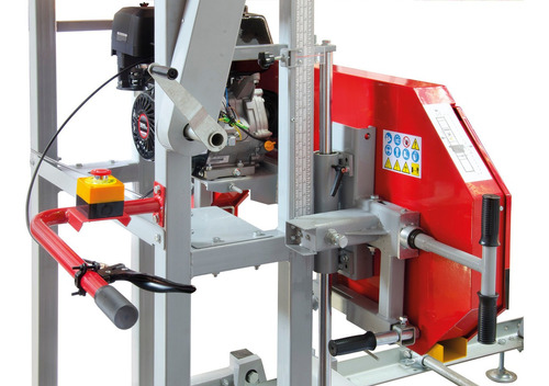 aserradero portatil equus sm660 motor a nafta 13hp 4m