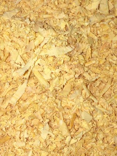 aserrin de pino natural en escamas