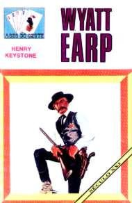 ases do oeste vol. 5 - wyatt earp - henry keystone
