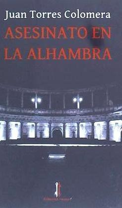 asesinato en la alhambra(libro novela y narrativa)