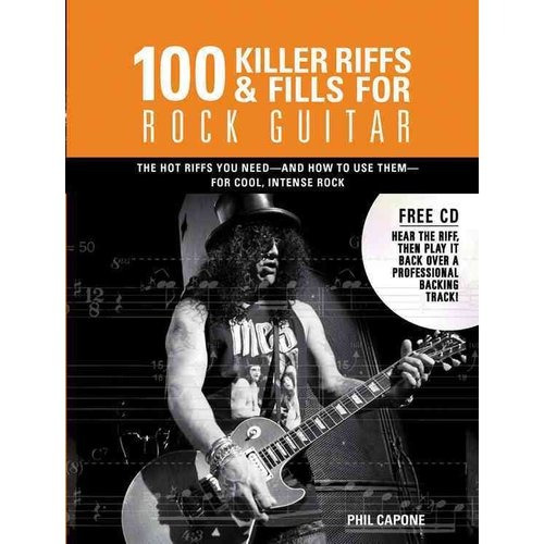 asesino de 100 riffs y llena de rock guitar