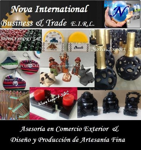 asesor de comercio exterior - importaciones / exportaciones
