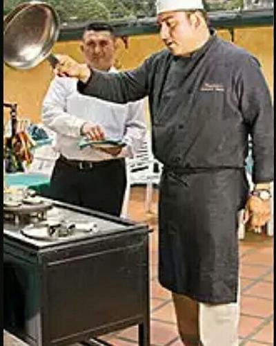 asesor gastronómico y de costos chef ejecutivo