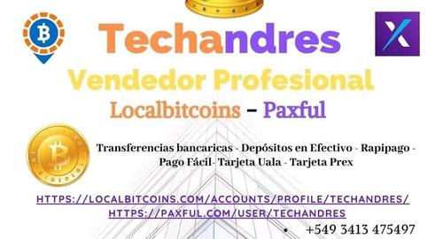 asesoramiento, compra y venta en criptomonedas  bitcoin