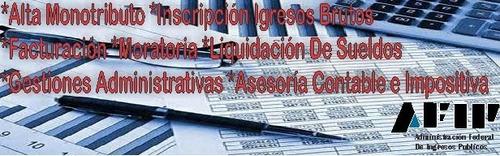asesoramiento contable e impositiva