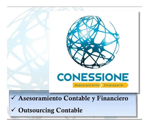 asesoramiento contable financiero outsourcing contable