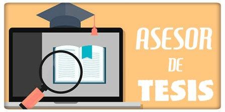 asesoramiento de tesis, maestrías, tfm, etc.
