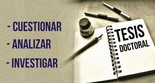 asesoramiento metodológico y estadístico- tesis y presentac.