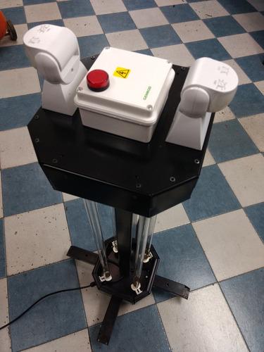 asesoramiento tecnología uv-c germicida desinfeccion