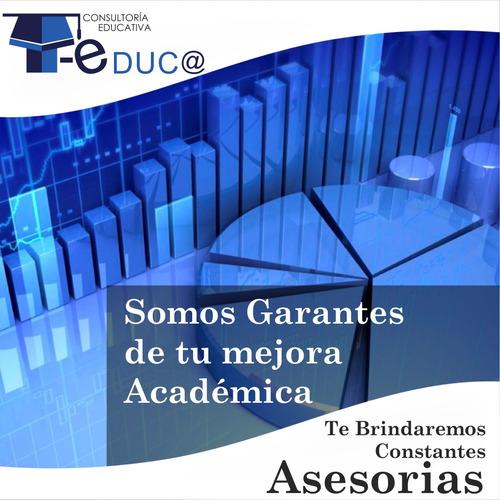 asesoramos trabajos, investigaciones, tesis de grado