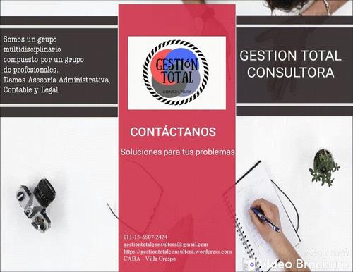 asesoría administrativa - contable y legal