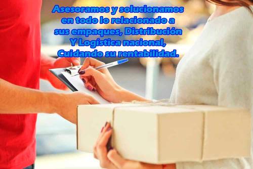 asesoria cajas de carton especiales personalizadas logistica