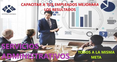 asesoría contable y administrativo