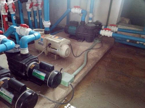 asesoría de equipo y tratamiento químico para albercas