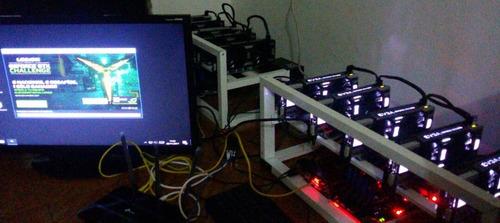asesoría de la a a la z para armar rig de minería ethereum