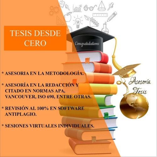 asesoría de tesis,monografia,trabajo de urgencia.preciox80c