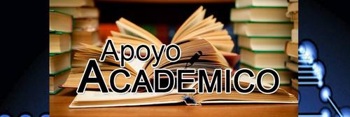 asesoría de trabajos de grado, proyectos, tesis y más...