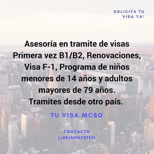 asesoria de visa americana