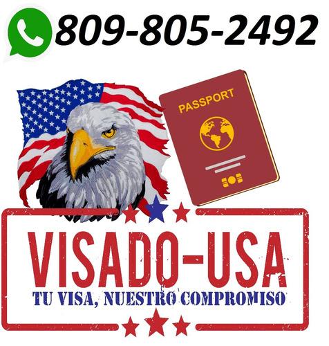 asesoría de visa americana y española