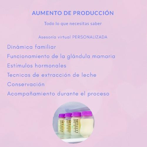 asesoria en lactancia materna virtual