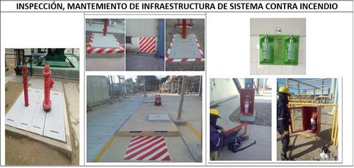 asesoría en sistema de gestión de seguridad.