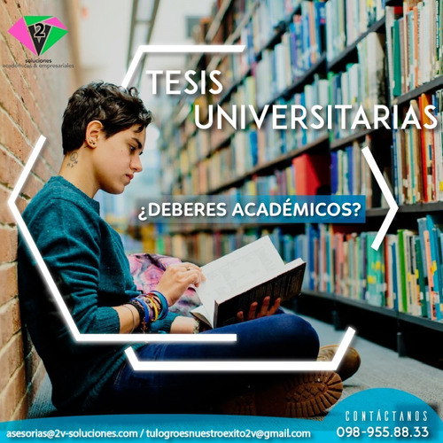 asesoría en tesis y deberes académicos