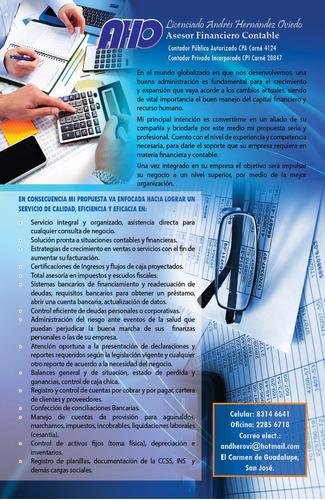 asesoria financiera-contable