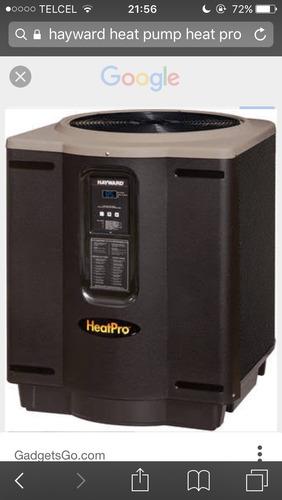 asesoría: instalar bomba de calor, calentadores para alberca