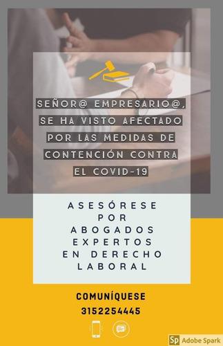 asesoría jurídica en derecho laboral y seguridad social