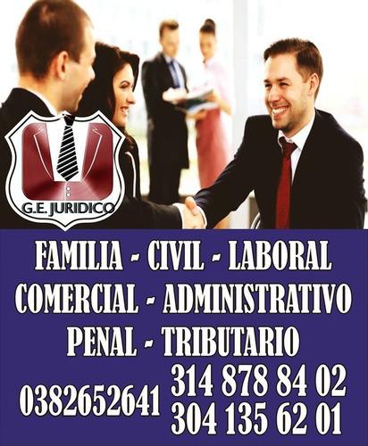 asesoría jurídica en todas las áreas del derecho