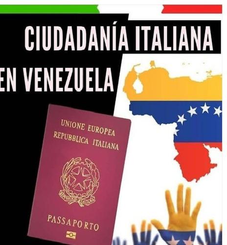asesoría legal ciudadanía italiana  traducciones