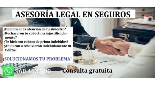 asesoría legal en seguros