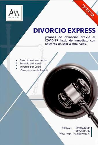 asesoría legal mediante videoconferencia -divorcio en oferta
