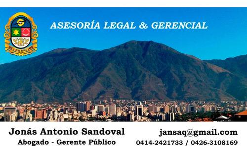 asesoría legal y asistencia judicial