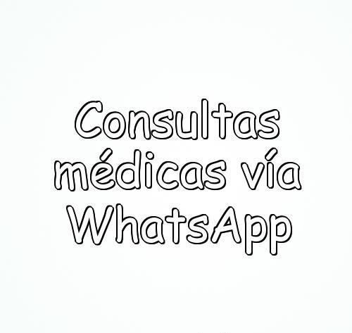 asesoría médica por whatsapp