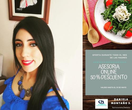 asesoria nutricional online