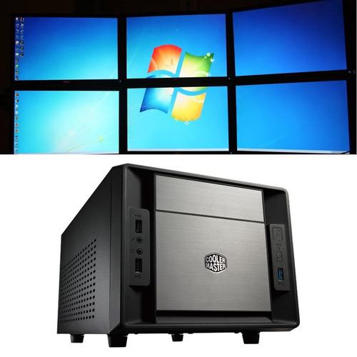 asesoria para multi-monitor video-wall sky roku netflix izzi